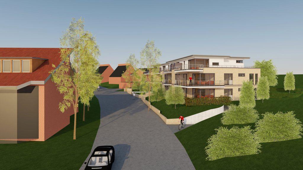 Hilsebau Eigentumswohnungen im Zentrum von Osterholz Scharmbeck