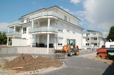 2 x 6 Eigentumswohnungen am Werdersee, Am Dammacker in Bremen