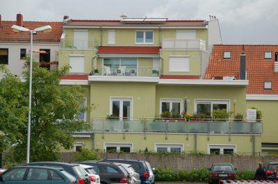 9 Eigentumswohnungen mit Südbalkonen, eigenem Innenhof und eine Ladeneinheit in Bremen, Buntentorsteinweg 159