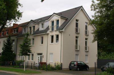 Doppelhaus in Bremen- Findorff, Innsbrucker Str. 14-16