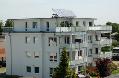 Eigentumswohnungen am Werdersee in Bremen, Franz-Grashof-Str. 12